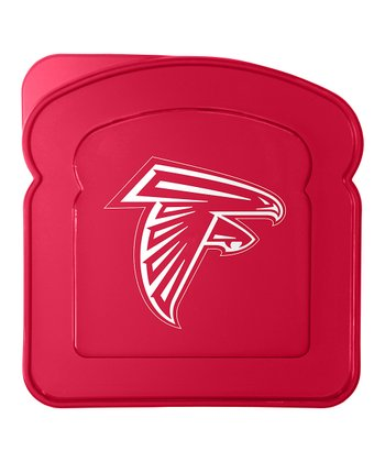 Atlanta Falcons Sandwich Container