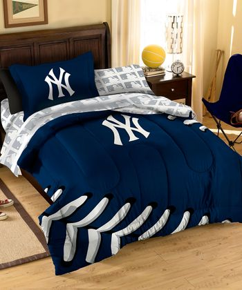New York Yankees Full Bedding Set