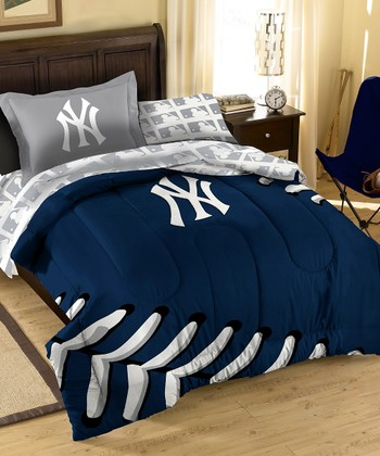 New York Yankees Twin Bedding Set