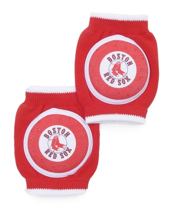 Boston Red Sox Knee Pads - Kids