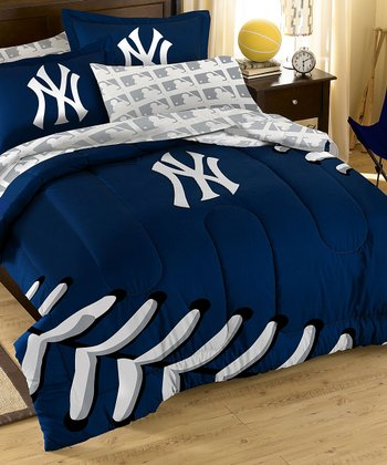 New York Yankees Comforter Set