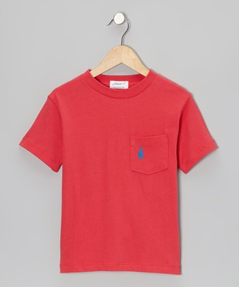 Watermelon Pocket Tee - Toddler & Boys