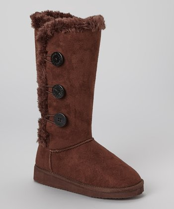 Chocolate Dooley Triplet Boot