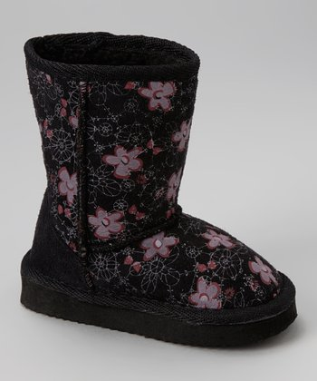 Black Falisha Boot