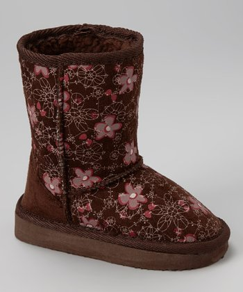 Brown Falisha Boot