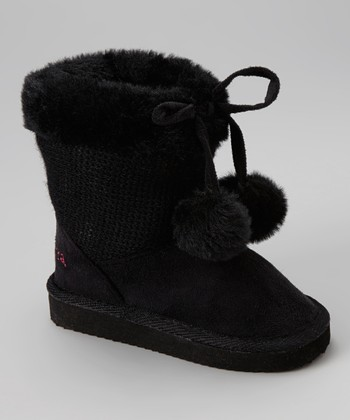 Black Frankie Boot