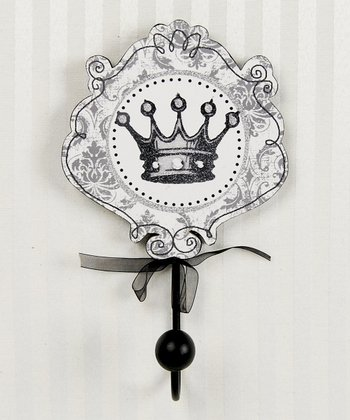 Vintage Crown Wall Hook
