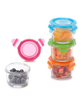 Garden 6-Oz. Container Set