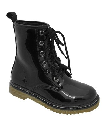 Black Welma Boot