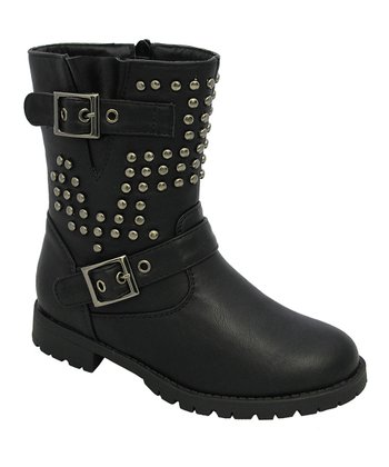 Black Fabulous Boot