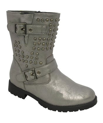 Pewter Fabulous Boot