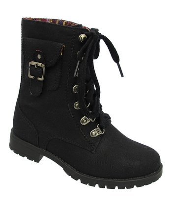Black Cool Boot