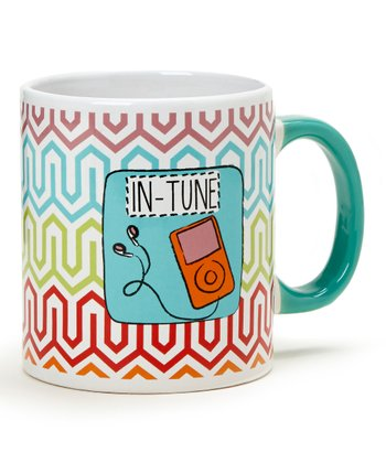 'In-Tune' 20-Oz. Mug