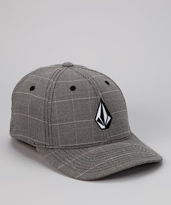 Slate Gray Full Stone Flexfit Baseball Cap