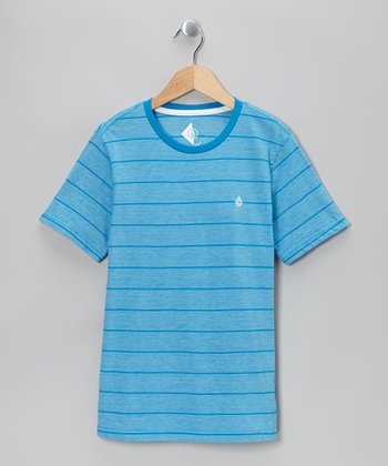 Atlantic Stripe Tee - Toddler