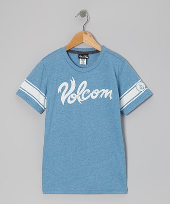 Free Blue Scribbon Tee - Boys