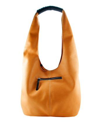 Tangelo & Brown Weston Hobo