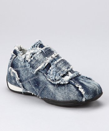 Blue Denim Kadie Sneaker