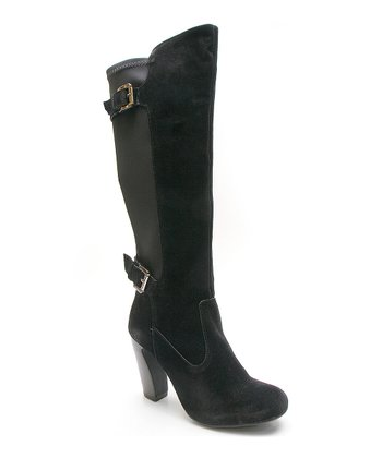 Black Solo Boot