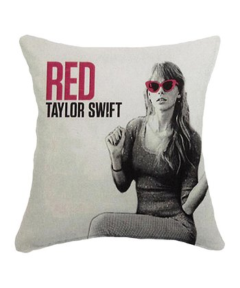 Ivory Taylor Sitting Throw Pillow