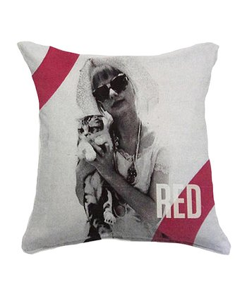 Ivory Merideth Throw Pillow