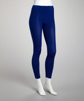 Cobalt Everyday Leggings - Women