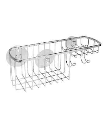 Suction Combo Shower Caddy