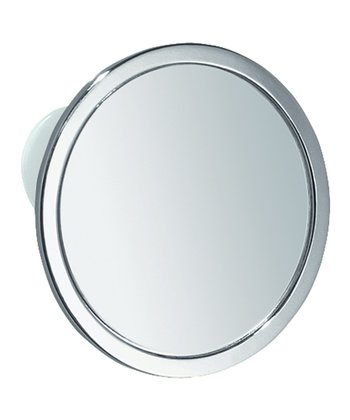 Fog-Free Suction Mirror