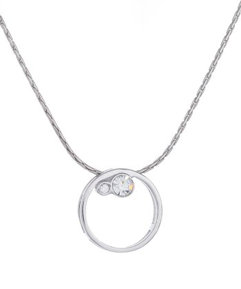 Sterling Silver Orlando Pendant Necklace