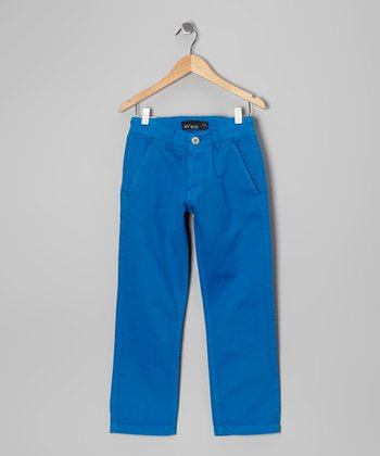 Daphne Mino Chino Pants - Boys