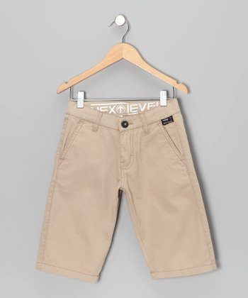 Sand Rhino Chino Shorts - Boys