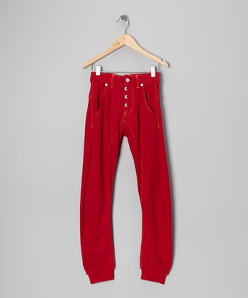 Ski Patrol Las Vegas Pants - Girls