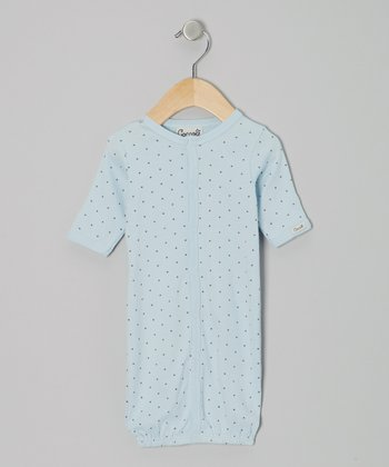 Blue Star Convertible Gown - Infant