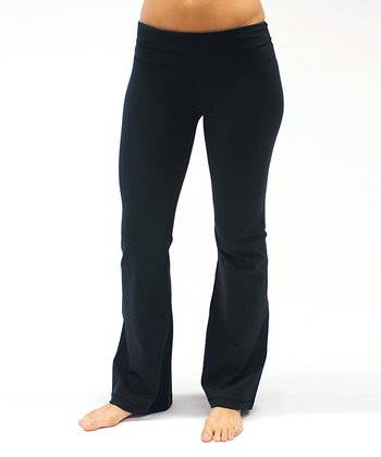 Black Balance Yoga Pants