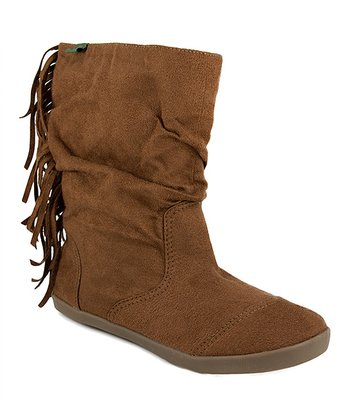 Nutmeg Teazer Boot
