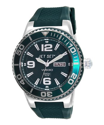 Dark Teal WB30 Watch