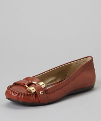 Light Brown Boldest Loafer