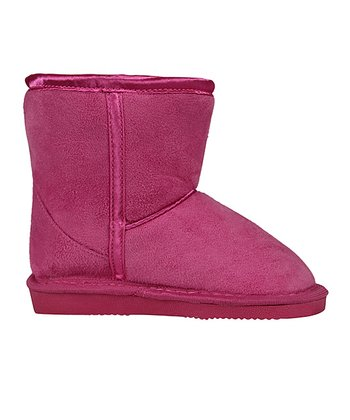 Pink Boot Slipper