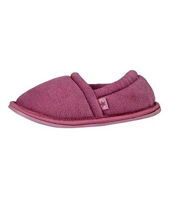 Pink Terry Slipper