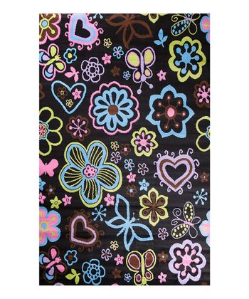 Enchanted Garden Rug