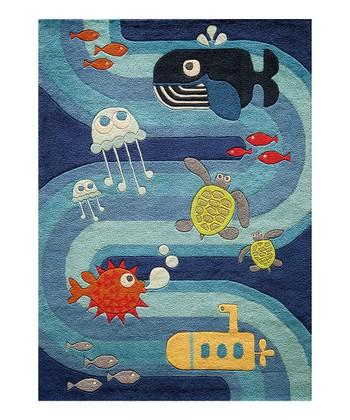 Ocean Life Rug