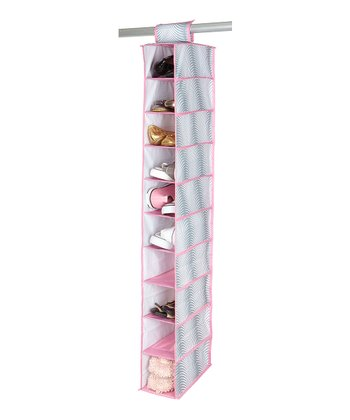 Palmilla Light 10-Shelf Hanging Organizer
