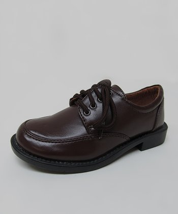 Brown Jackie Dress Shoe