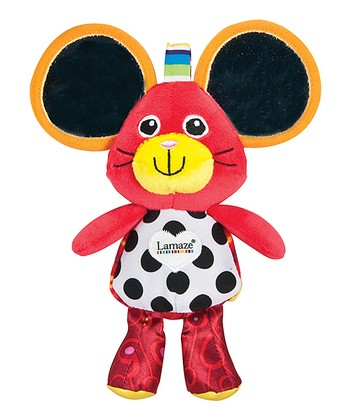 Miro the Mouse Plush Toy