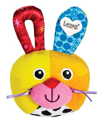 Giggle Bunny Ball Plush Toy