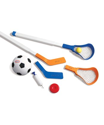 Easy Score Soccer, Hockey & Lacrosse Set