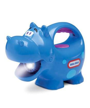 Glow 'n' Speak Hippo Flashlight