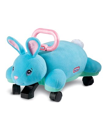 Bunny Pillow Racer Ride-On