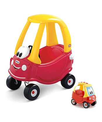 Cozy Coupe Ride-On & Handle Hauler Cozy Coupe