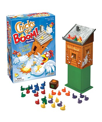 Chicks Go Boom! Game